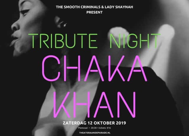 Tribute Night: Chaka Khan