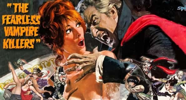 Retroscoop - The Fearless Vampire Killers