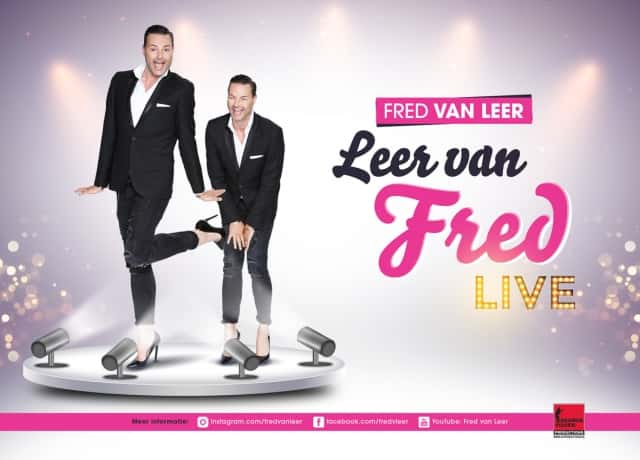 Fred van Leer & Ladies Night