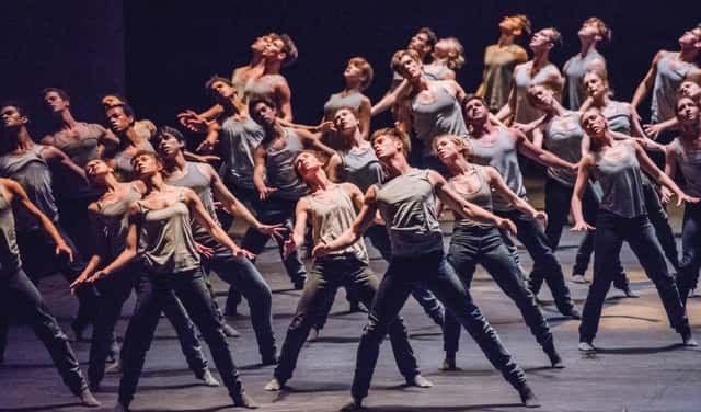 Cinema Registratie - The Royal Ballet: Triple Bill