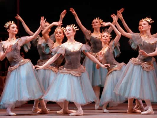Live Cinema Ballet - Coppelia