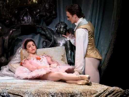 Live Cinema Ballet - The Sleeping Beauty