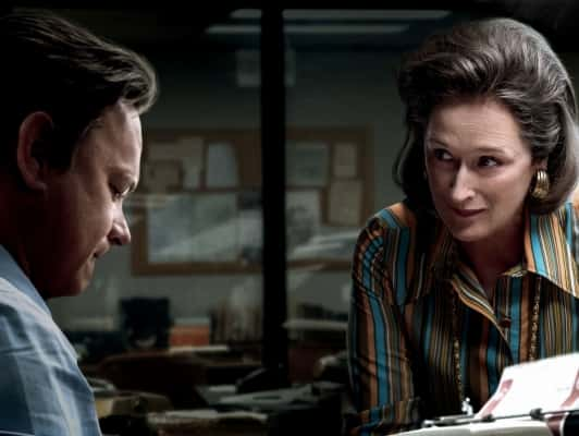 Cinefood - The Post