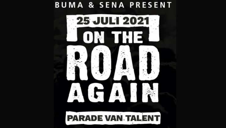 On The Road Again – Parade van Talent
