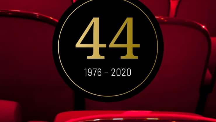 44 jaar Theater aan de Parade
